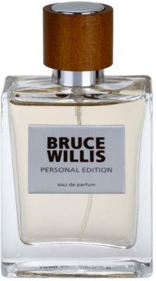 LR Bruce Willis Personal Edition eau de parfum para hombre 1