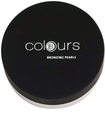 LR Colours bronceador para rostro con perlas coloridas