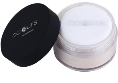 LR Colours puder transparentny 1