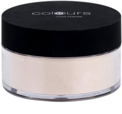 LR Colours puder transparentny 2