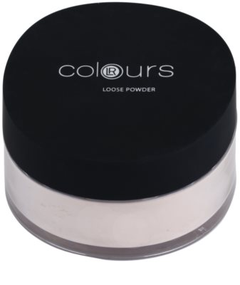 LR Colours puder transparentny 3