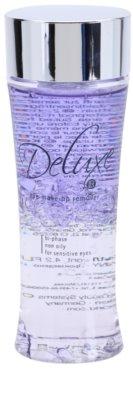 LR Deluxe doua componente demachiant pentru ochi