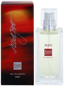 LR Karel Gott Man eau de parfum para hombre