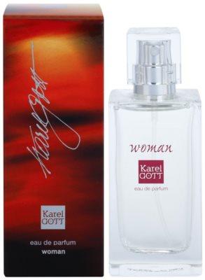 LR Karel Gott Woman Eau de Parfum für Damen