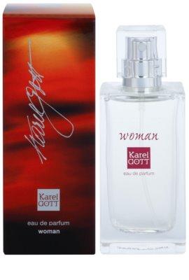 LR Karel Gott Woman eau de parfum nőknek