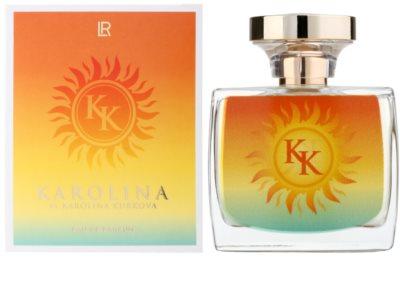 LR Karolina By Karolina Kurkova Summer 2016 Eau de Parfum para mulheres