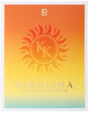 LR Karolina By Karolina Kurkova Summer 2016 Eau de Parfum für Damen 1