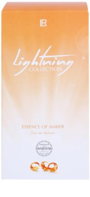 LR Lightning Collection-Essence of Amber By Emma Heming-Willis eau de parfum para mujer 1
