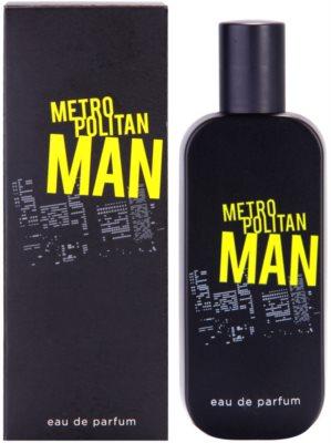 LR Metropolitan Man eau de parfum férfiaknak