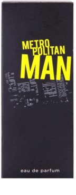 LR Metropolitan Man parfumska voda za moške 4