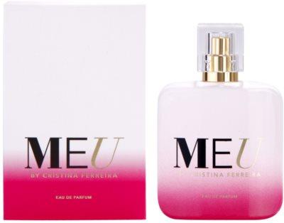 LR MEU by Cristina Ferreira Eau de Parfum for Women