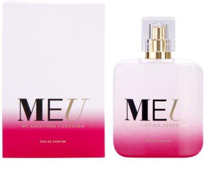 LR MEU by Cristina Ferreira Eau de Parfum para mulheres