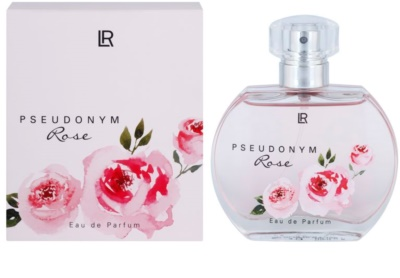 LR Pseudonym Rose парфюмна вода за жени