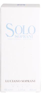 Luciano Soprani Solo toaletní voda unisex 4
