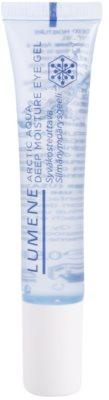 Lumene Arctic Aqua hidratáló szemkörnyékápoló gél