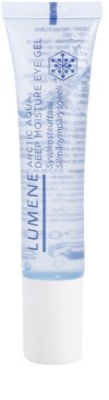 Lumene Arctic Aqua зволожуючий гель для шкіри навколо очей