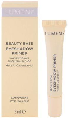Lumene Beauty Base baza pentru fardul de ochi 1