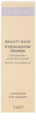 Lumene Beauty Base baza pentru fardul de ochi 2