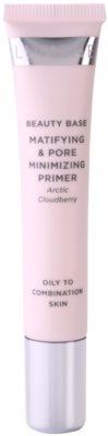 Lumene Beauty Base base de maquilhagem para diminuição de poros e aspeto mate