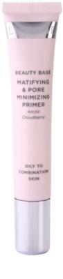 Lumene Beauty Base Make-up-Grundlage für das Verfeinern der Poren und ein mattes Aussehen der Haut