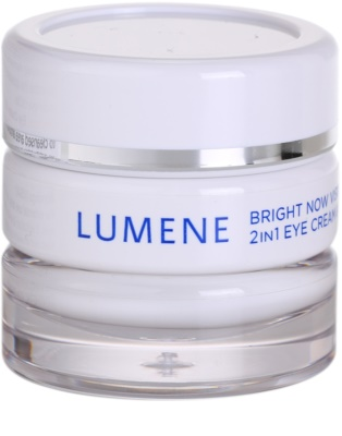 Lumene Bring Now Visible Repair crema de ochi si anticearcan