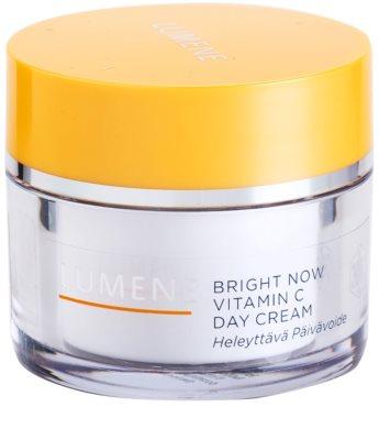 Lumene Bright Now Vitamin C creme de dia para todos os tipos de pele