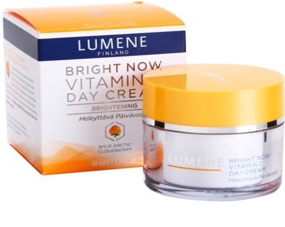 Lumene Bright Now Vitamin C dnevna krema za vse tipe kože 2