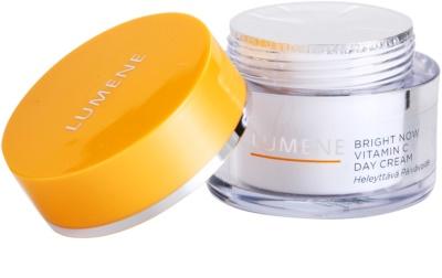 Lumene Bright Now Vitamin C dnevna krema za vse tipe kože 3