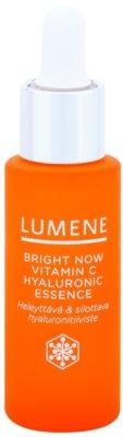 Lumene Bright Now Vitamin C rozjasňující péče proti vráskám