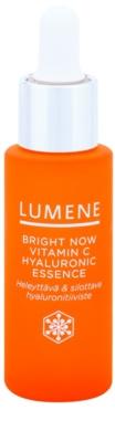 Lumene Bright Now Vitamin C Verklärende Pflege gegen Falten