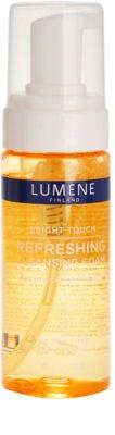 Lumene Bright Touch erfrischender Reinigungsschaum