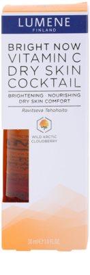 Lumene Bright Now Vitamin C+ cocktail hranitor ten uscat 3