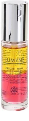 Lumene Bright Now Vitamin C+ nährender Cocktail für trockene Haut