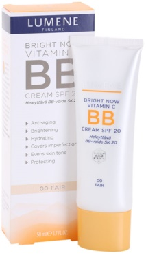 Lumene Bright Now Vitamin C+ BB krema SPF 20 2