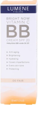 Lumene Bright Now Vitamin C+ BB krema SPF 20 3