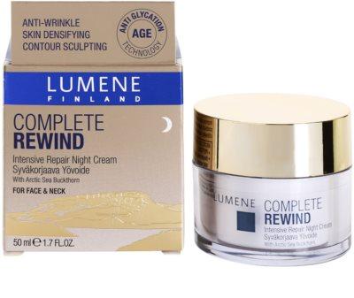 Lumene Complete Rewind intensive Verjüngungscreme für die Nacht 2
