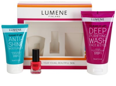 Lumene Clear It Up! lote cosmético I. 1