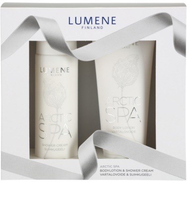 Lumene Arctic SPA козметичен пакет  I.