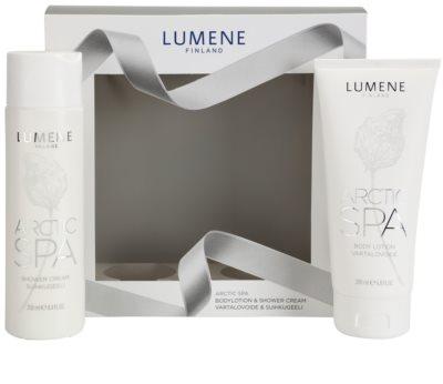 Lumene Arctic SPA kozmetika szett I. 1