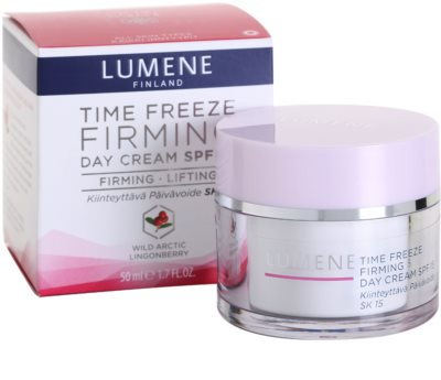 Lumene Time Freeze crema de día reafirmante SPF 15 3