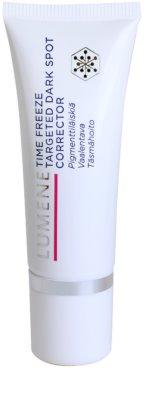 Lumene Time Freeze crema para manchas de pigmento