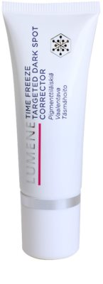 Lumene Time Freeze Creme für Pigmentflecken