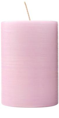 Luminum Candle Premium Aromatic Cherry vela perfumado   intermédio (Pillar 60 - 80 mm, 32 Hours) 1