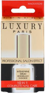 Luxury Paris Professional Salon Effect ser regenerator intens pentru unghii 2