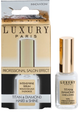 Luxury Paris Professional Salon Effect ser intensiv pentru unghii moi si subtiri 1