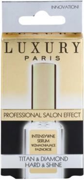 Luxury Paris Professional Salon Effect ser intensiv pentru unghii moi si subtiri 2