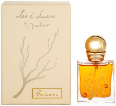M. Micallef Les 4 Saisons Automne eau de parfum para mujer