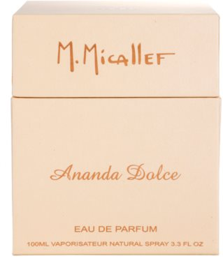 M. Micallef Ananda Dolce woda perfumowana dla kobiet 4