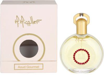 M. Micallef Aoud Gourmet Eau de Parfum para mulheres