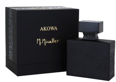 M. Micallef Akowa eau de parfum férfiaknak 1